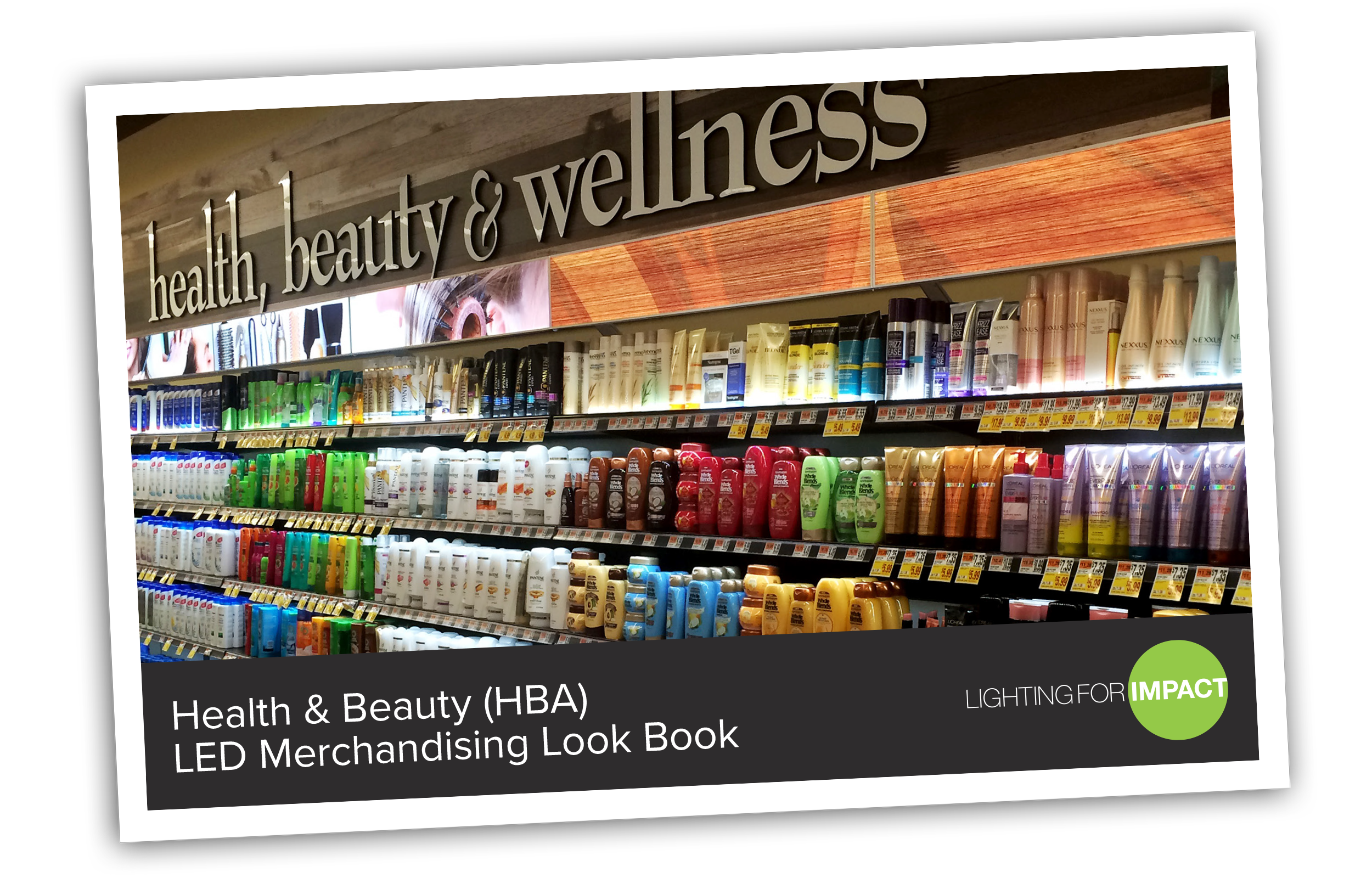Health and Beauty Look Book