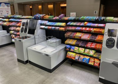 Large Order Self Checkout
